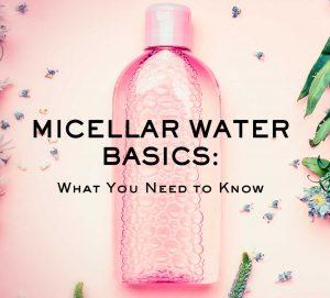 میسلار واتر چیست و چگونه استفاده میشود؟ + لیست محصولات