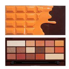 پالت سایه چشم شکلات پرتقالی رولوشن اصل
