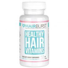 کپسول های ویتامینه و رشد مو هیربرست اصل