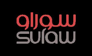لوگوی نوشتاری اصلی سوراو