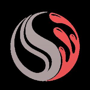 لوگوی دایره ای سوراو