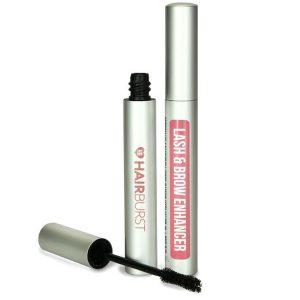 سرم تقویت و رشد مجدد مژه و ابروی هیربرست اصل   hairburst eyelash growth serum