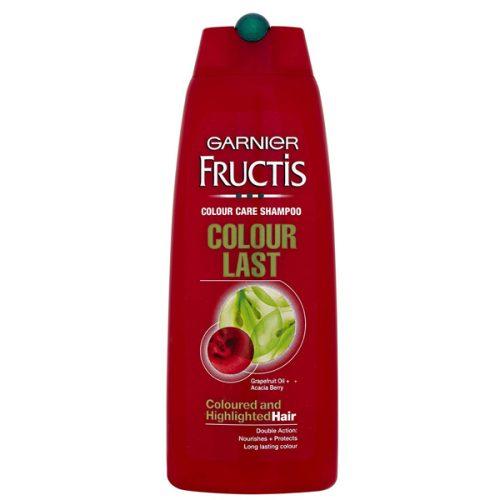 شامپو فروکتیز میوه ای حفاظتی موهای رنگ شده گارنیر انگلیس