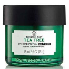 ماسک شب درخت چای سبز بادی شاپ اصل