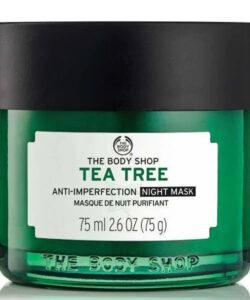ماسک شب درخت چای سبز بادی شاپ