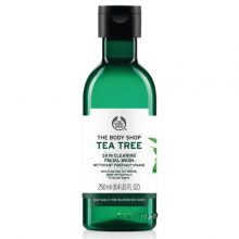 ژل شستشوی صورت درخت چای (تی تری) بادی شاپ اصل ۲۵۰ میل