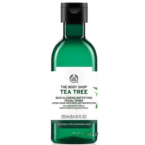 تونر مات کننده درخت چای بادی شاپ (تی تری) حجم ۲۵۰ میل