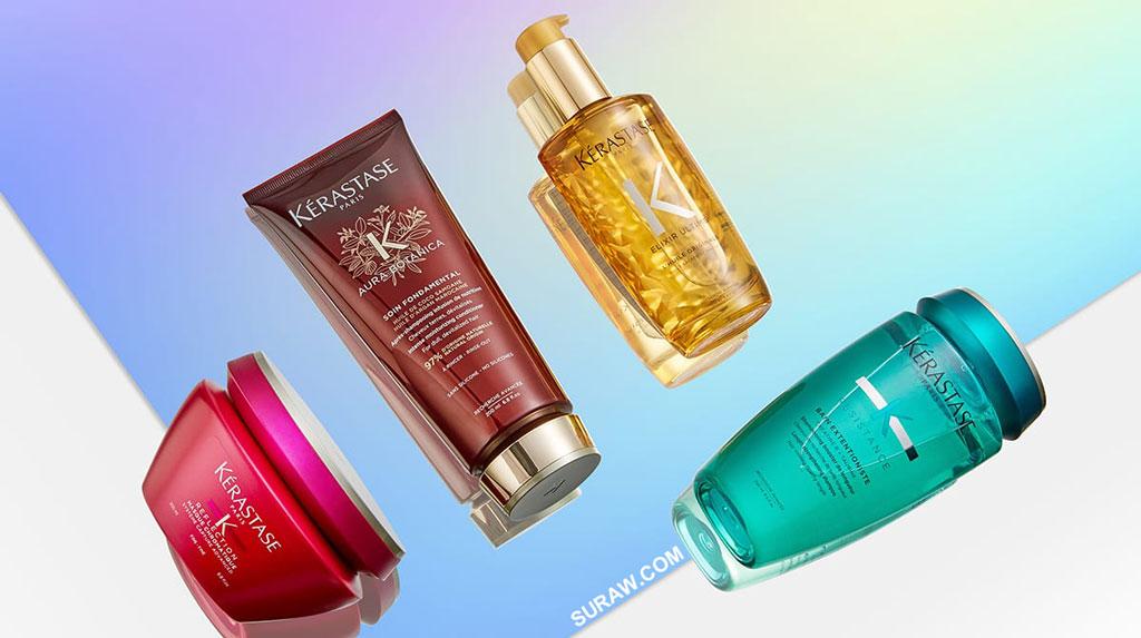 برند کراستاس (Kérastase) تخصصی ترین محصولات مراقبت از مو