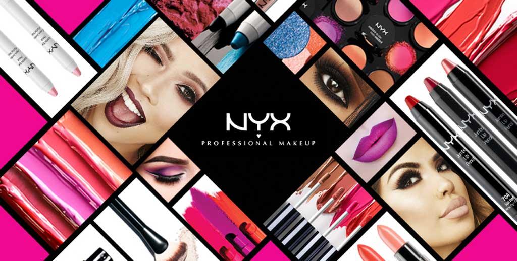 برند نیکس (nyx) کیفیت عالی بسته بندی شیک و قیمت مناسب