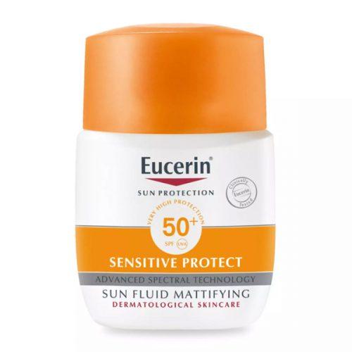 ضد آفتاب مات کننده فلوئیدی اوسرین +SPF50 اصل