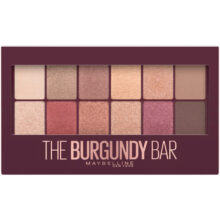 پالت سایه چشم میبلین اصل مدل بورگاندی | Maybelline Burgundy Palette