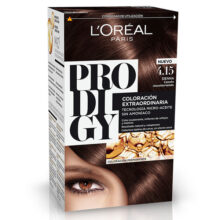 رنگ موی لورال اصل | مدل پرودیجی بدون آمونیاک جدید شماره ۴٫۱۵