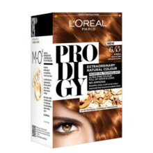 رنگ موی لورال اصل | مدل پرودیجی بدون آمونیاک جدید شماره ۶٫۴۵