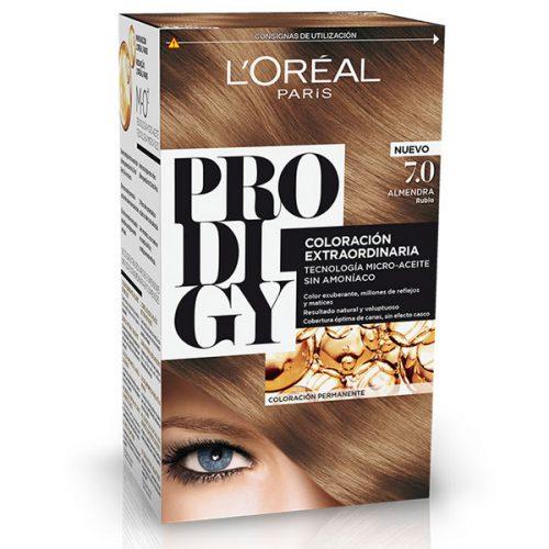رنگ موی لورال پرودیجی بدون آمونیاک جدید شماره 7.0