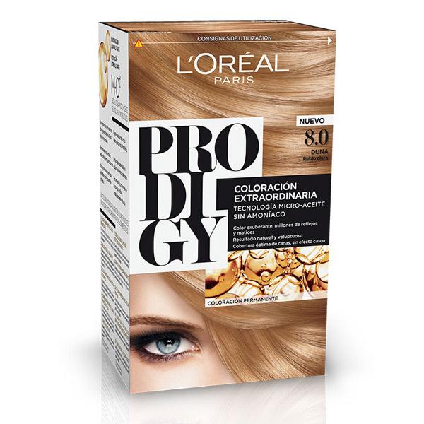رنگ موی لورال پرودیجی بدون آمونیاک جدید شماره 8.0