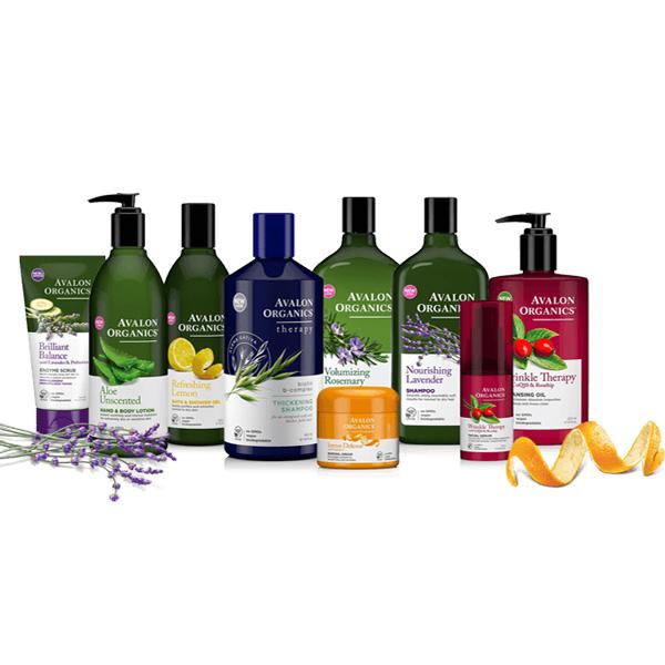 معرفی برند Avalon Organics®