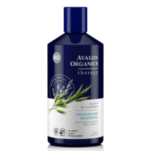 شامپو اوالون ارگانیک بیوتین و ب-کمپلکس اصل | ضخیم کننده مو |  ۳۲۵ میلی لیتر