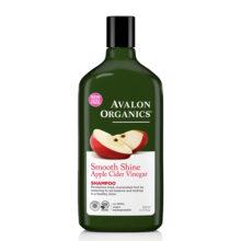 شامپو اولون ارگانیک سرکه سیب اصل | درخشان کننده و صاف کننده ۳۲۵ میل