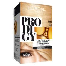 رنگ موی لورال اصل | مدل پرودیجی بدون آمونیاک جدید شماره ۹٫۰