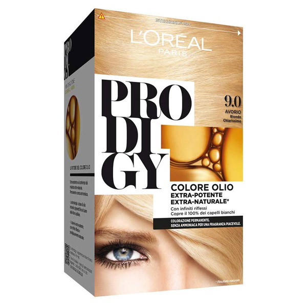 رنگ موی لورال پرودیجی بدون آمونیاک جدید شماره 9.0