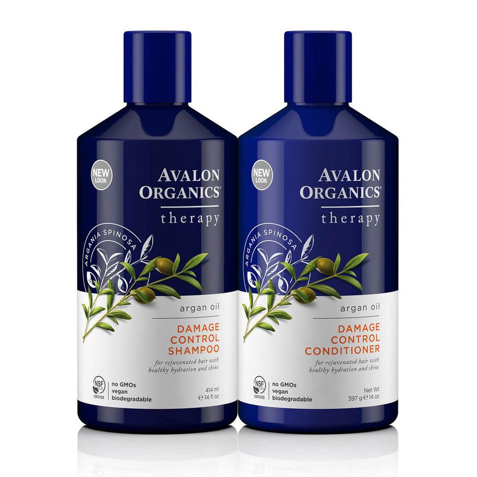 برند Avalon Organics®