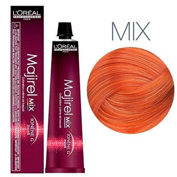 رنگ موی لورال مژی رل