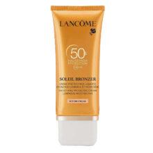ضد افتاب بی بی کرم برنزر سولیل لانکوم اصل | Lancome Soleil Bronzer Protective BB Cream SPF 50