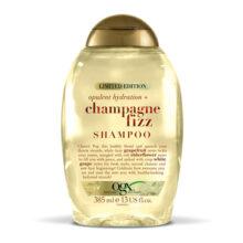 شامپو او جی ایکس OGX اصل شامپاین | تقویتی و شفاف کننده قوی مو