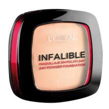 پنکیک فشرده لورال مدل اینفالیبل اصل | Loreal Infallible Compact Powder
