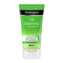 ژل شستشوی لیمو Oil Balancing نیتروژنا (نوتروژینا) اصل | پاکسازی و کنترل چربی پوست ۱۵۰ میل