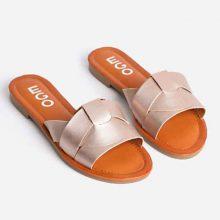 کفش Billie برندEgo مدل Billie Flat Sandal In Faux Leather