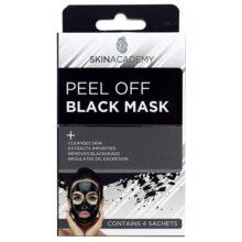 ماسک سیاه (زغال) اسکین اکادمی اصل انگلیس | ضد جوش سر سیاه و سفید،  پاکسازی پوست