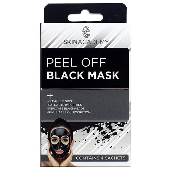 ماسک سیاه (زغال) اسکین اکادمی انگلیس اصل | ضد جوش سر سیاه و سفید، پاکسازی پوست