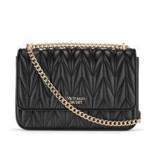 کیف زنانه برند Victoria secret مدل Chevron Quilt Bond Street Shoulder Bag