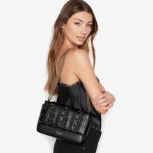 کیف زنانه برند Victoria secret مدل Ring Stud Bond Street Shoulder Bag