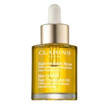 روغن عصاره ارکیده آبی کلارنس اصل | آبرسان قوی، درمان و تقویت پوست خشک صورت | ۳۰ میل