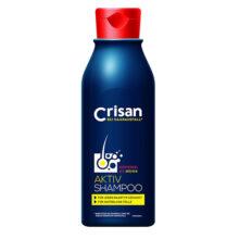 شامپو کریسان اصل |  ضد ریزش و رشد موی قوی حاوی آرژنین | ۲۵۰ میل