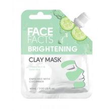ماسک خاک رس روشن کننده و ضد لک فیس فکت انگلیس ۶۰ میل