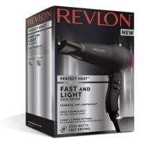 سشوار رولون ۲۰۰۰ وات اصل انگلیسی مدل Fast and Light Hair Dryer