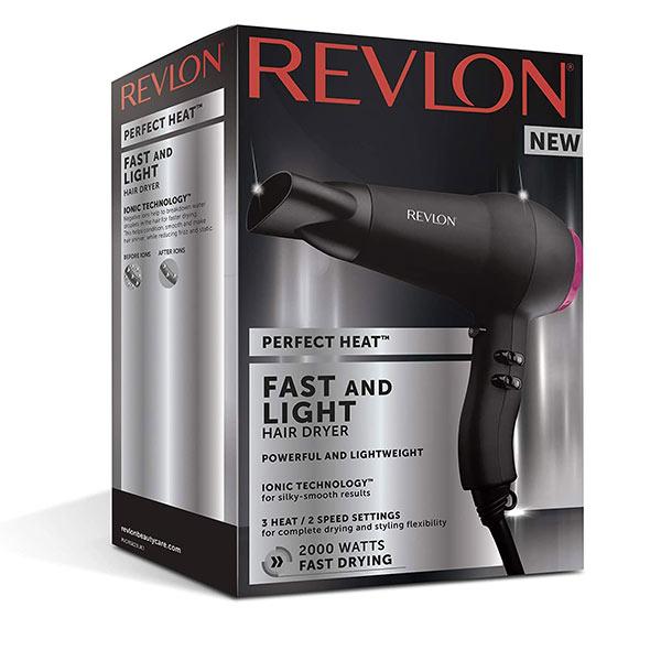 سشوار رولون 2000 وات اصل انگلیسی مدل | Fast and Light Hair Dryer