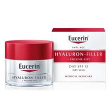 کرم روزانه ضد چروک هیالورون فیلر SPF15 اوسرین (پوست خشک)