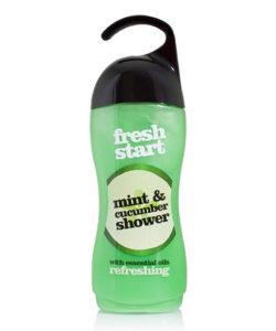 شامپو بدن نعنا و خیار فرش استارت - شاور ژل Fresh Start