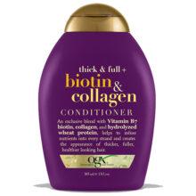 نرم کننده بیوتین و کلاژن او جی ایکس OGX اصل | ضد ریزش و ضخیم کننده مو