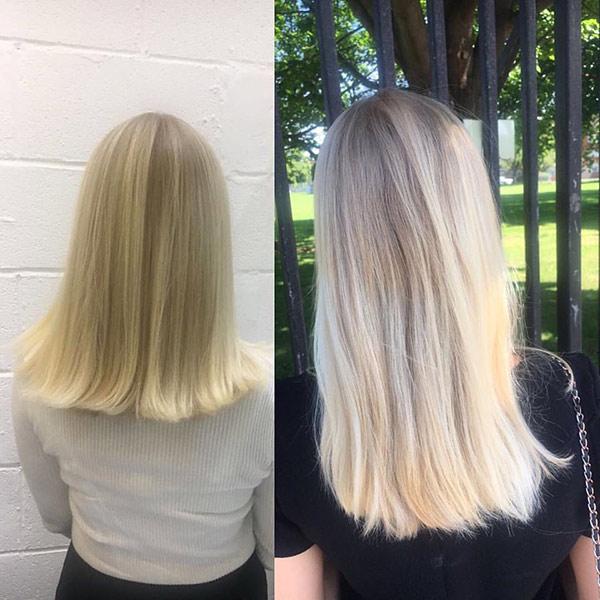 مکمل رشد مو پاستیلی هیر اکتیو انگلیس HairWorthy