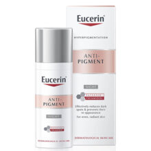 کرم شب ضد لک EUCERIN ANTI-PIGMENT NIGHT اوسرین اصل | ۵۰ میل