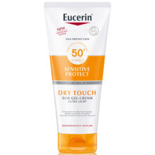 ژل ضد آفتاب Dry Touch Ultra Light Sensitive اوسرین اصل | ۲۰۰ میل