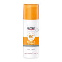 فلوئید ضد آفتاب و ضد لک SPF50 اوسرین ۵۰ میل | کنترل کننده رنگدانههای پوست
