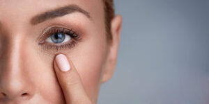 چطور پف زیر چشم را از بین ببریم؟