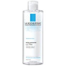 محلول میسلار واتر پاک کننده آرایش لاروش پوزای ۲۰۰ میل | پوست های بسیار حساس