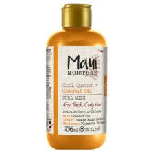 کرم موی فر کننده حاوی روغن نارگیل مائویی ۲۳۶ml | آبرسان و مغذی قوی مو فر